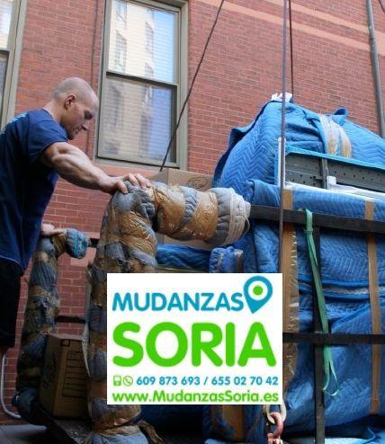 Transportes Mudanzas Tardelcuende Soria