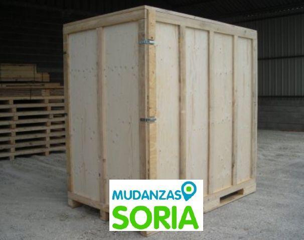 Transportes Mudanzas Torrubia Soria