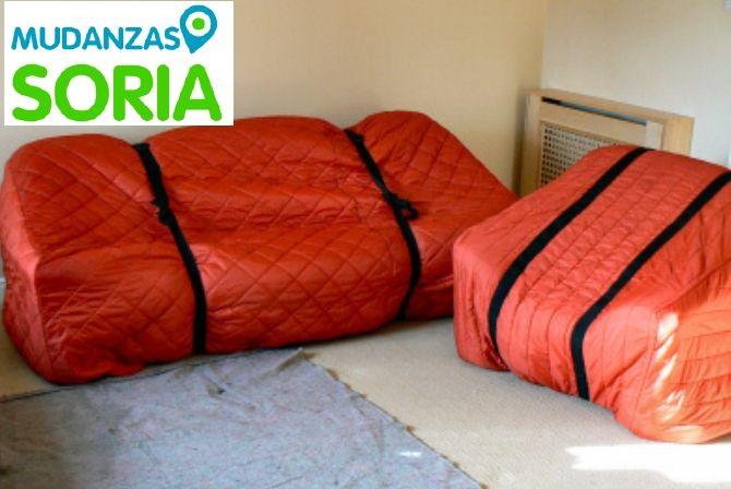 Transportes Mudanzas Valdegeña Soria