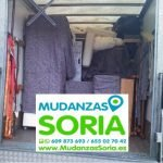 Transportes Mudanzas Valdelagua del Cerro Soria