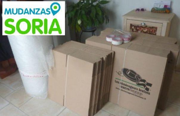 Transportes Mudanzas Valdemaluque Soria