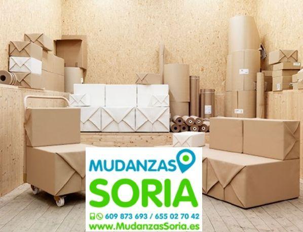 Transportes Mudanzas Valdeprado Soria
