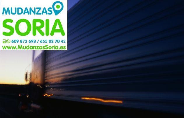 Transportes Mudanzas Valtajeros Soria