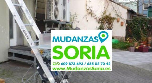 Transportes Mudanzas Velilla de la Sierra Soria