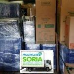 Transportes Mudanzas Velilla de los Ajos Soria