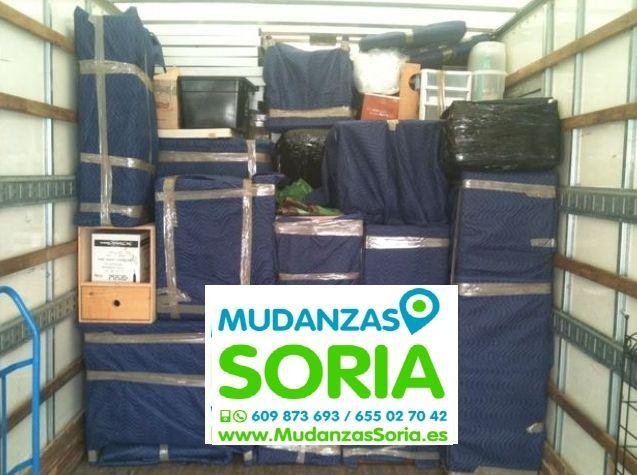 Transportes Mudanzas Villaciervos Soria