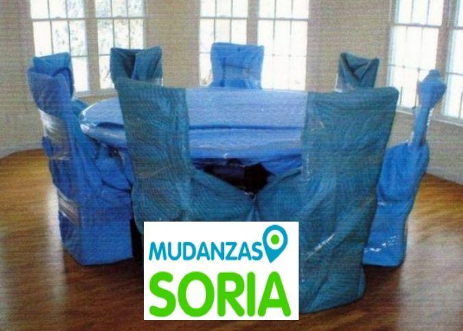 Transportes Mudanzas Villar del Ala Soria