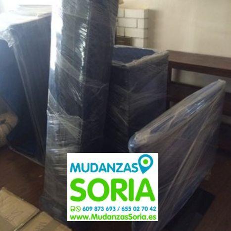 Transportes Mudanzas Villasayas Soria