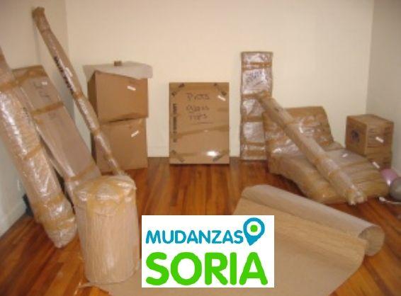 Transportes Mudanzas Vinuesa Soria