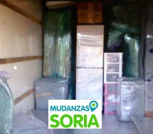 Transportes Mudanzas Vozmediano Soria