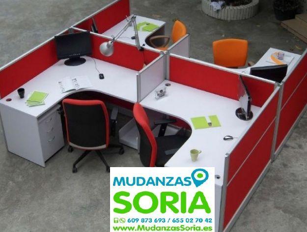Transportes Mudanzas en Covaleda Soria