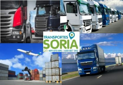Empresas transportes Torrubia de Soria