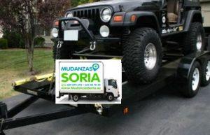 Transportes coches Soria