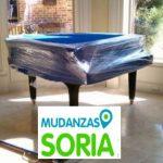 Transportes de Pianos en Soria