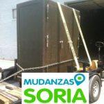 Transportes de cajas fuertes en Soria
