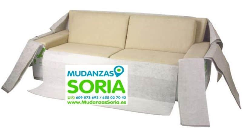Transportes en Vizmanos Soria