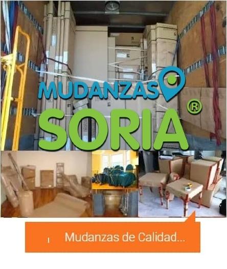 empresa mudanzas Soria baratas express